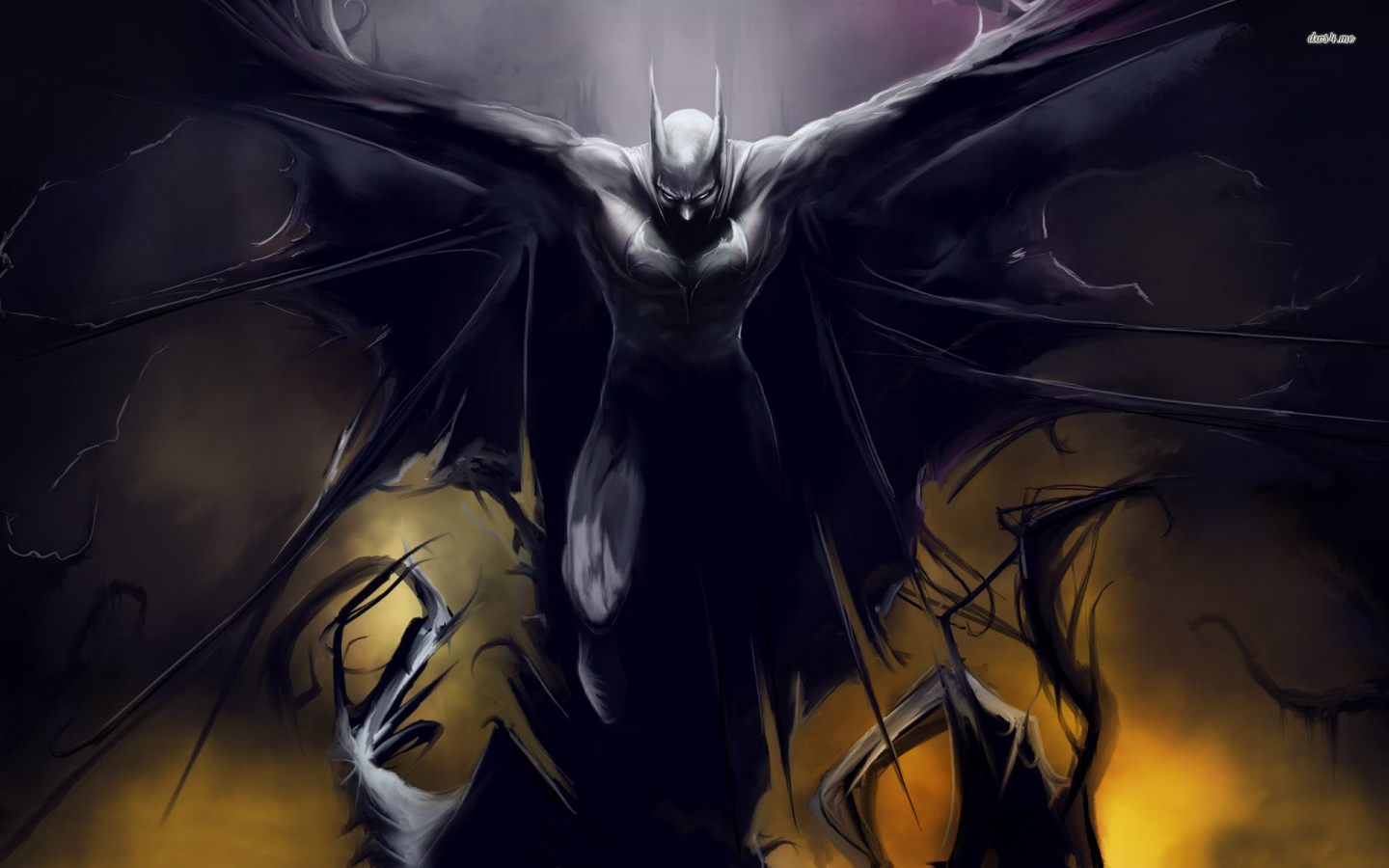 1440x900 Batman, comic, cartoons