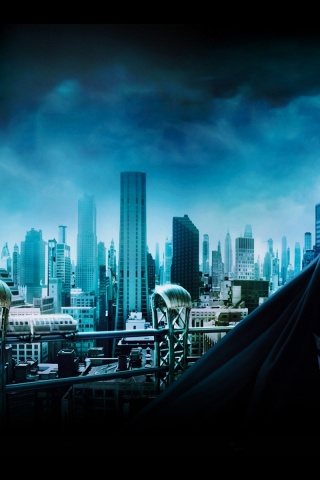 View Gotham Wallpaper Iphone Pictures