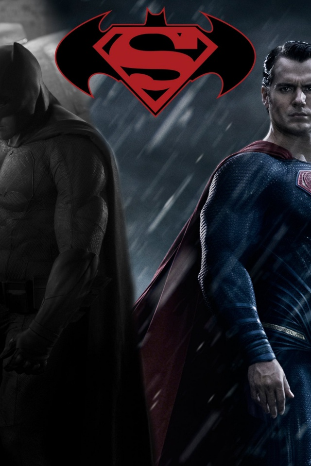 640x960 Batman Vs Superman Fan Artwork Iphone 4 Wallpaper