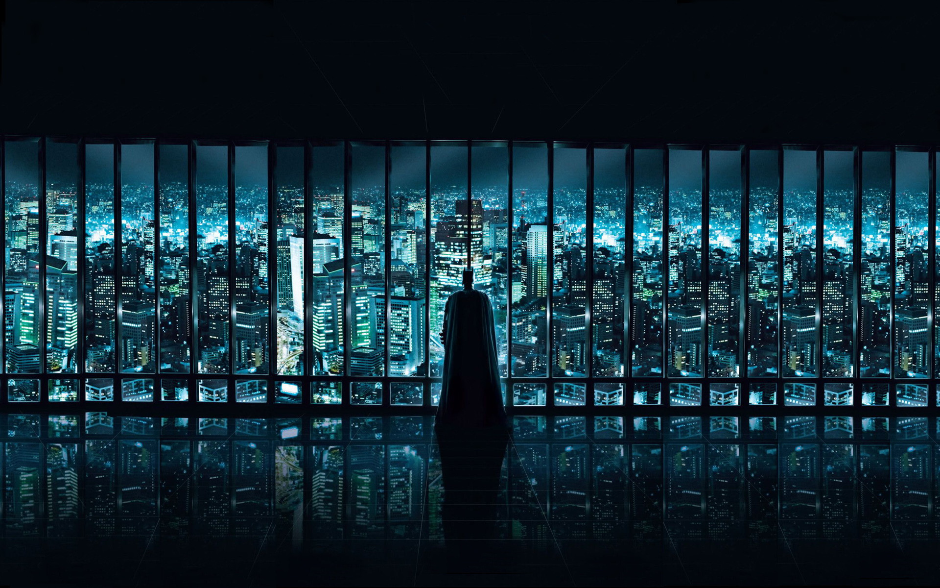 1920x1200 batman watching desktop pc and mac wallpaper