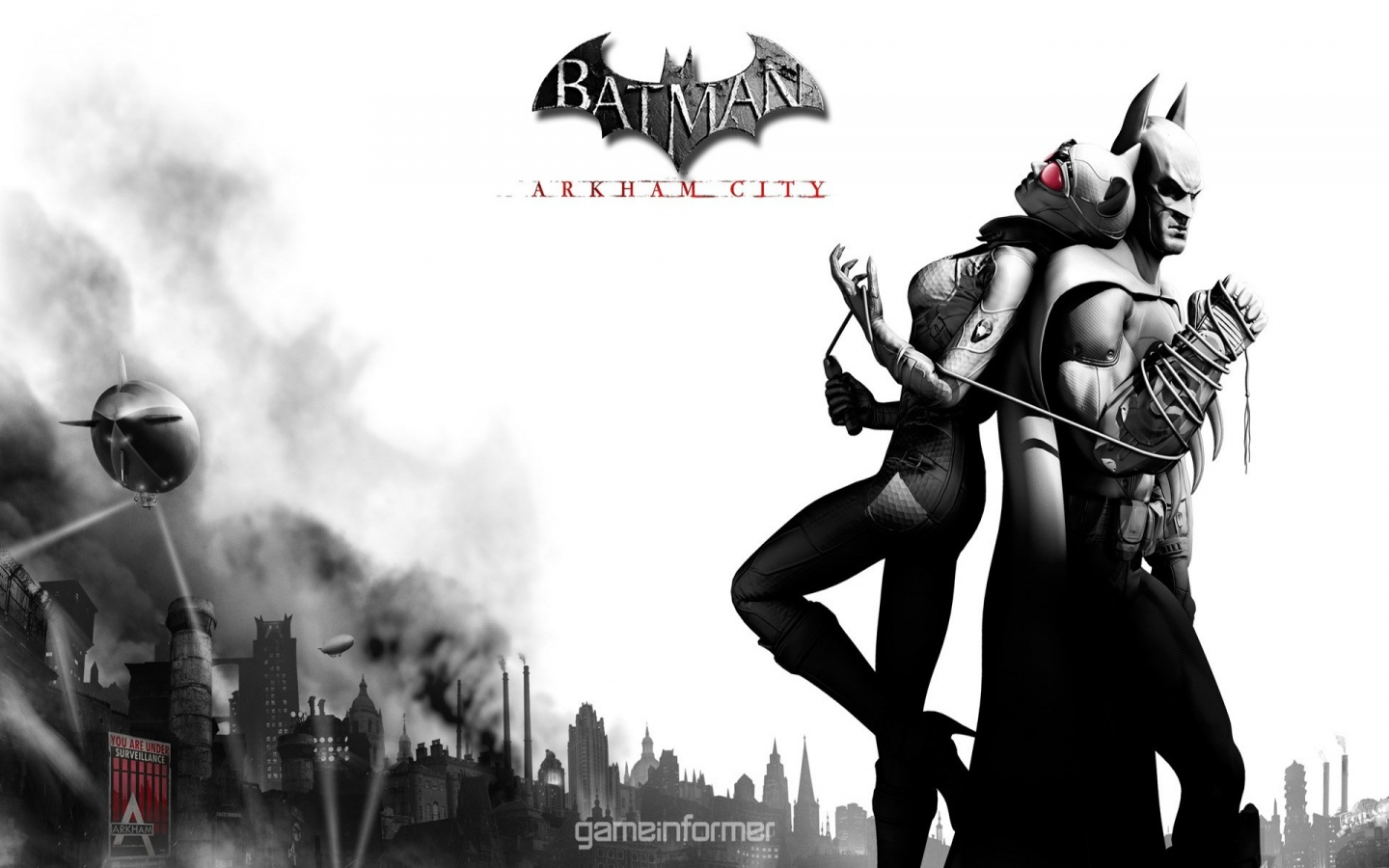 1440x900 Batman Beyond desktop PC and Mac wallpaper
