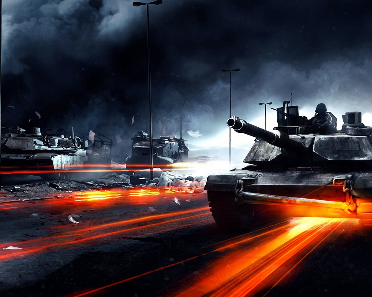 1280x1024 Battlefield 4 Desktop PC And Mac Wallpaper