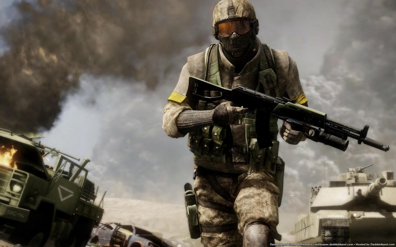 Battlefield bad company wallpaper - photo#21