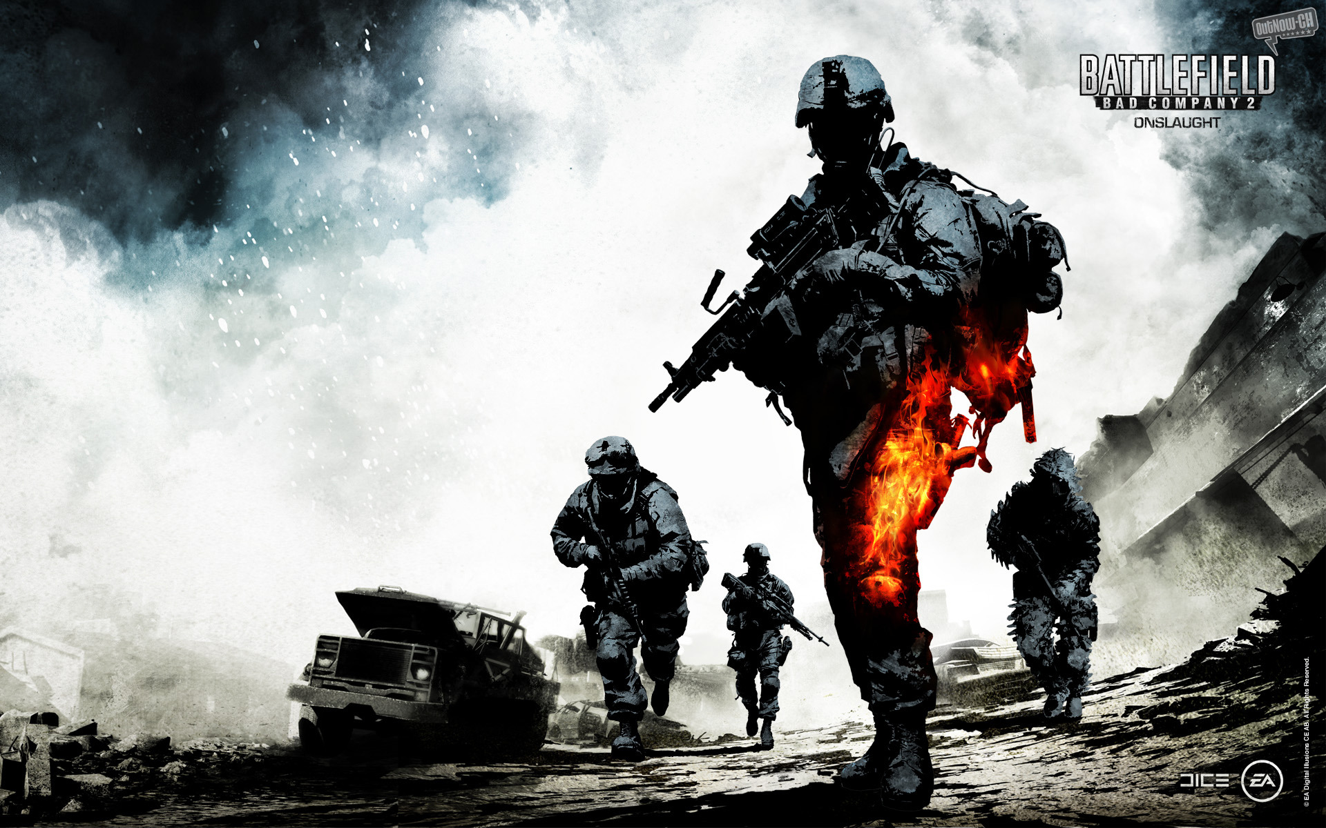 1920x1200 Battlefield Bad Company 2 Desktop Pc And Mac Wallpaper
