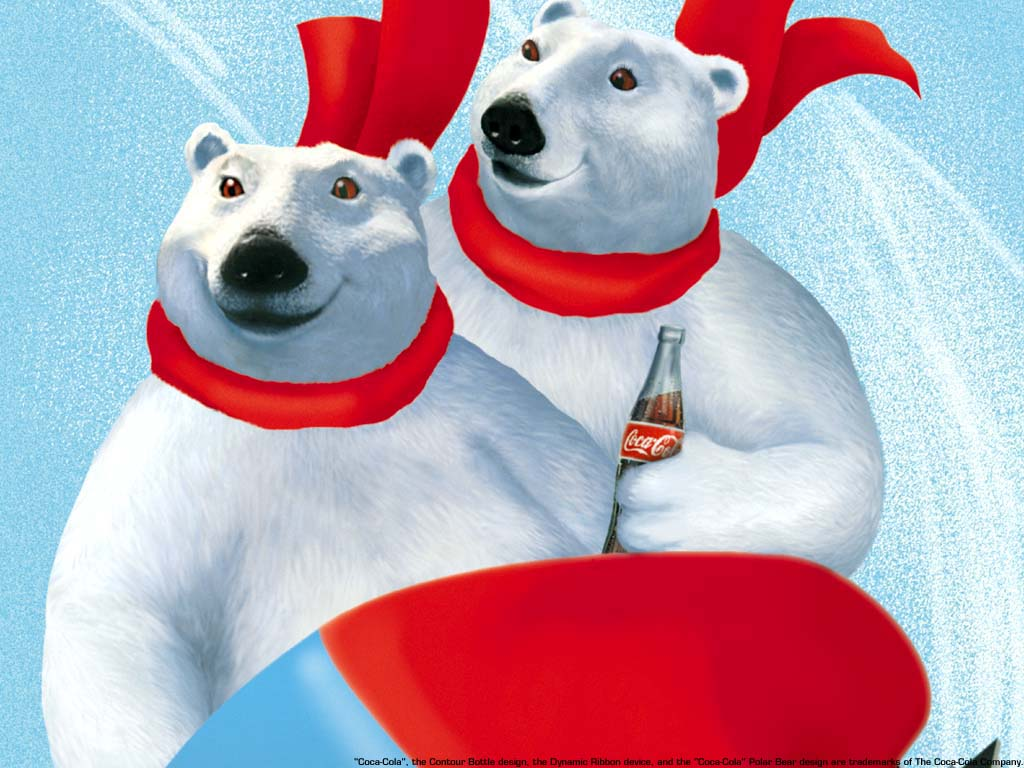 Bears With Coca Cola Wallpapers Bears With Coca Cola Stock Photos