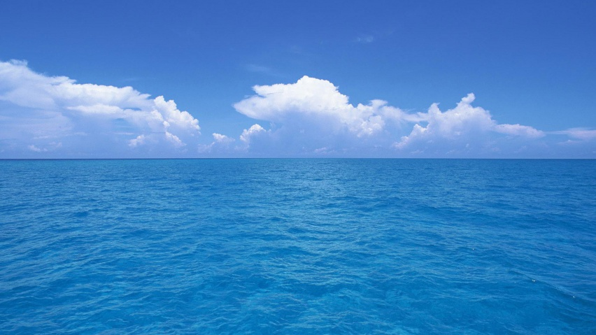 646x220 Beautiful Blue Ocean