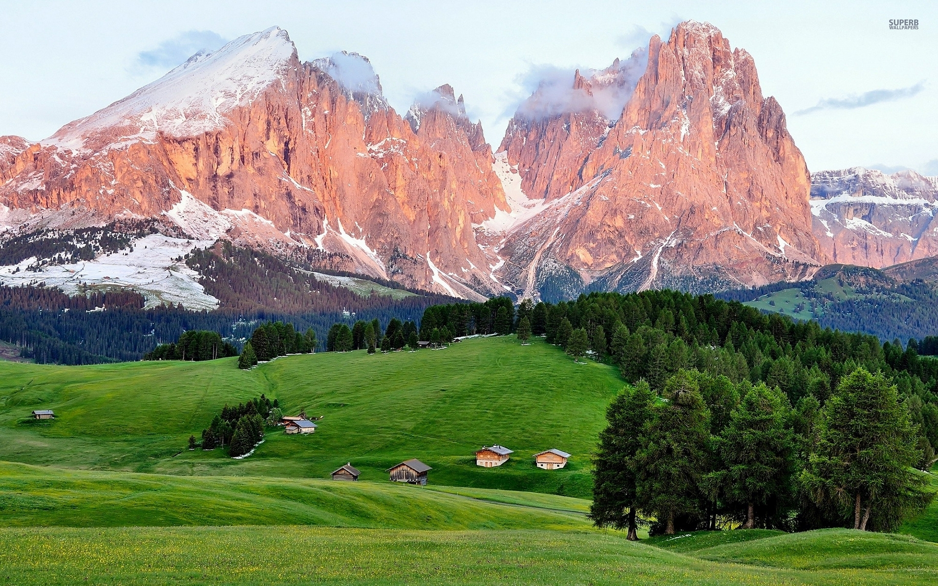 beautiful dolomites italy wallpapers beautiful dolomites