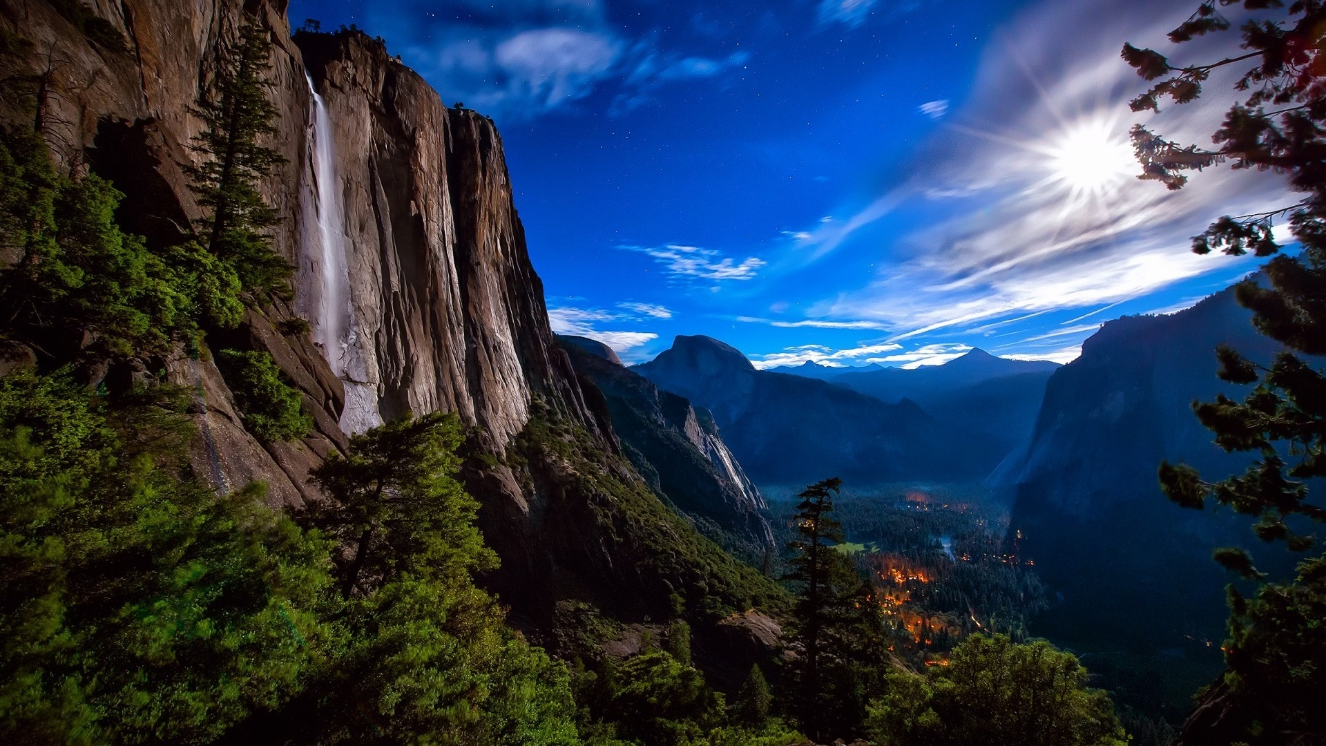 1920x1080 beautiful lookout yosemite how to set wallpaper on your desktop