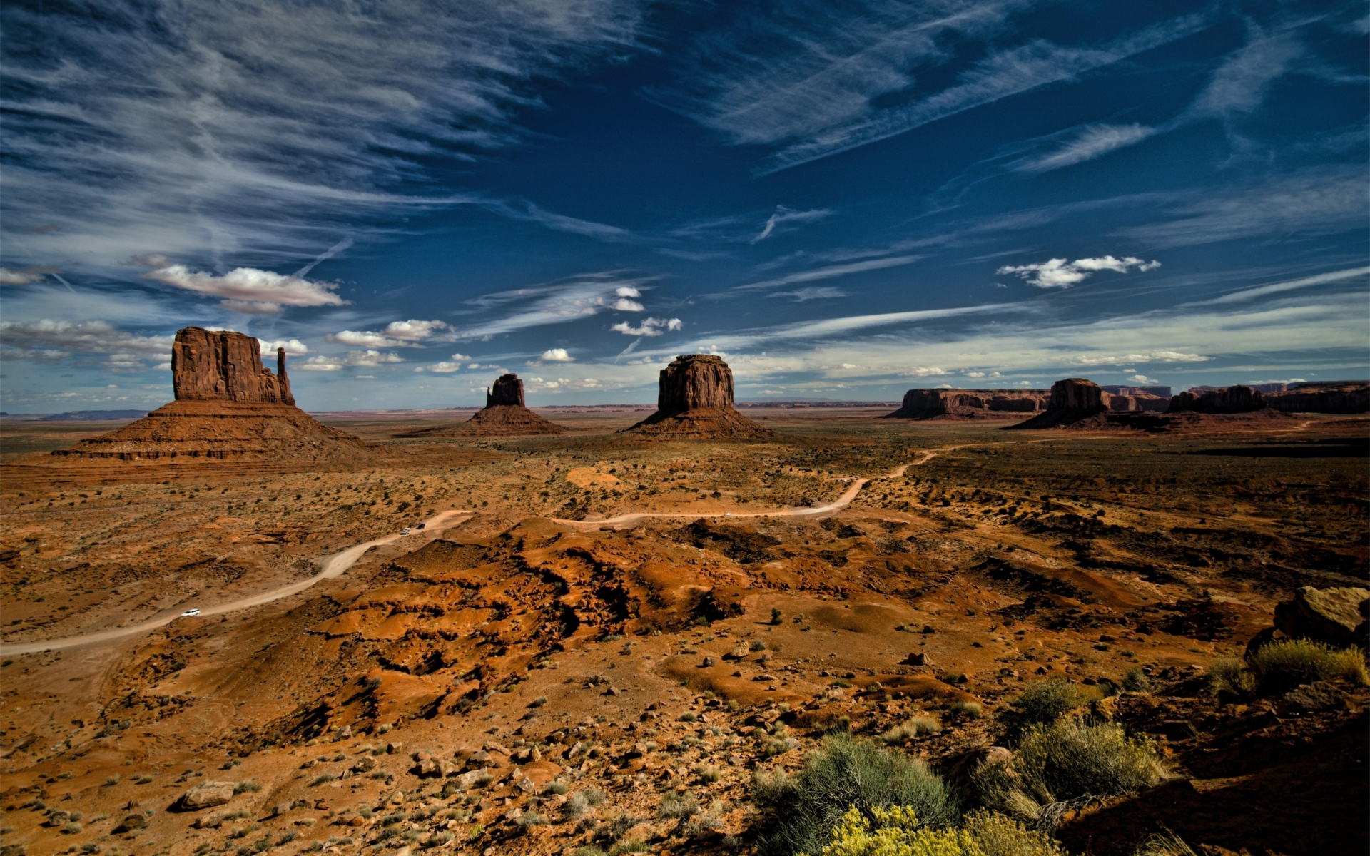 Beautiful Monument Valley Wallpapers