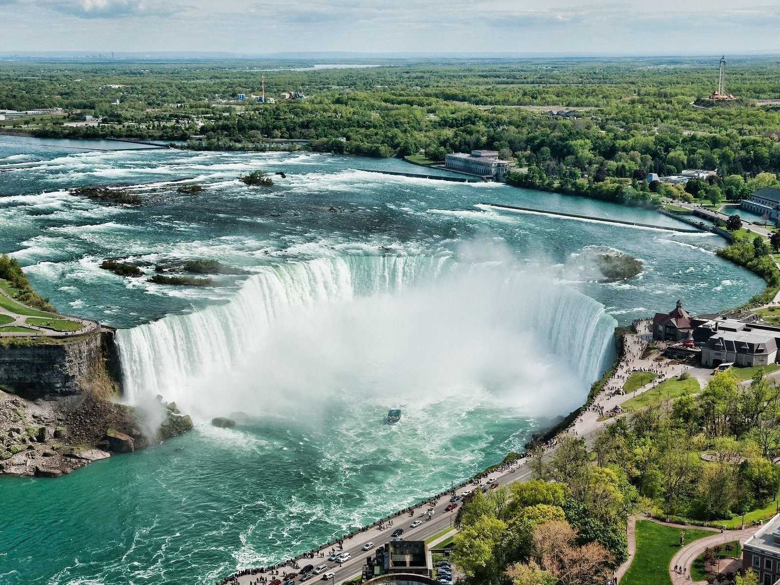 1500x500 Beautiful Niagara Falls