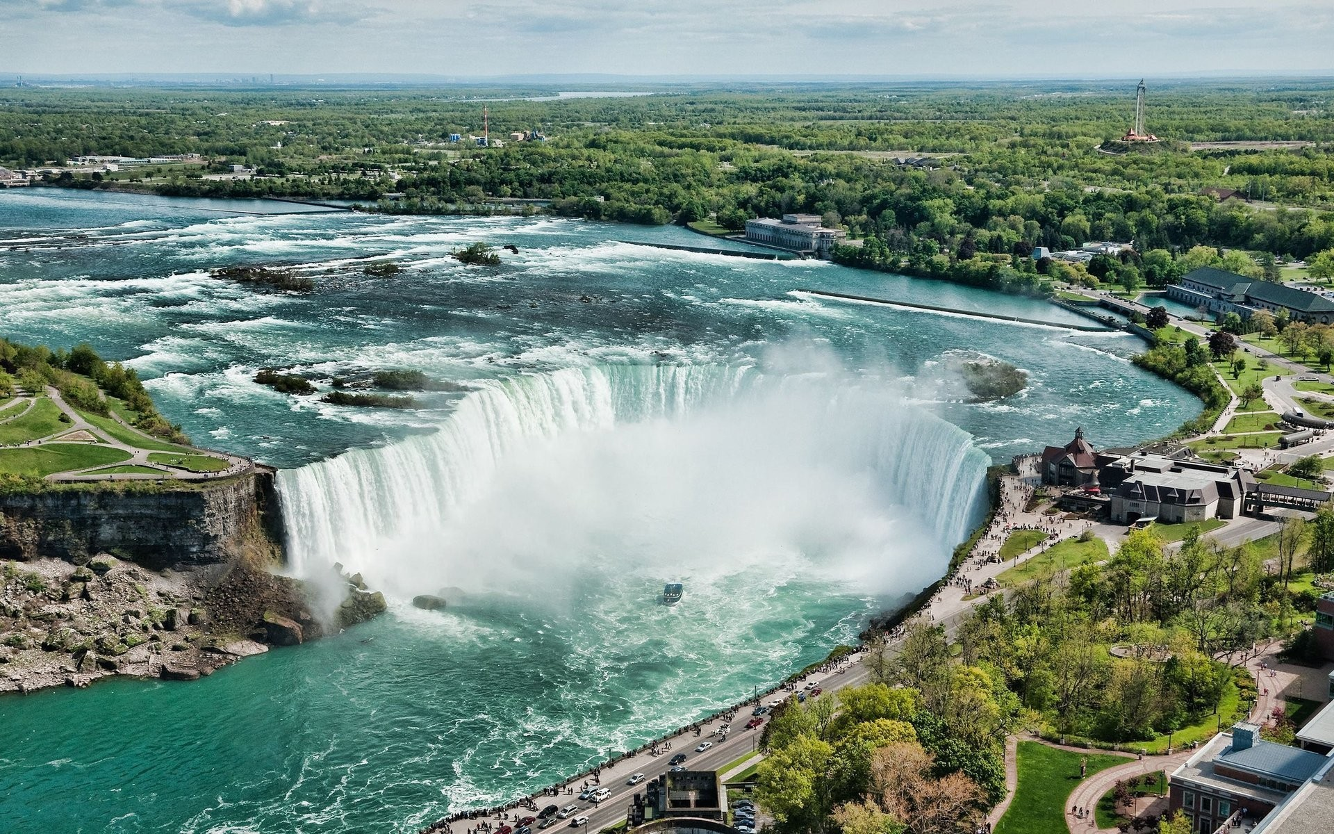 1920x1200 Beautiful Niagara Falls
