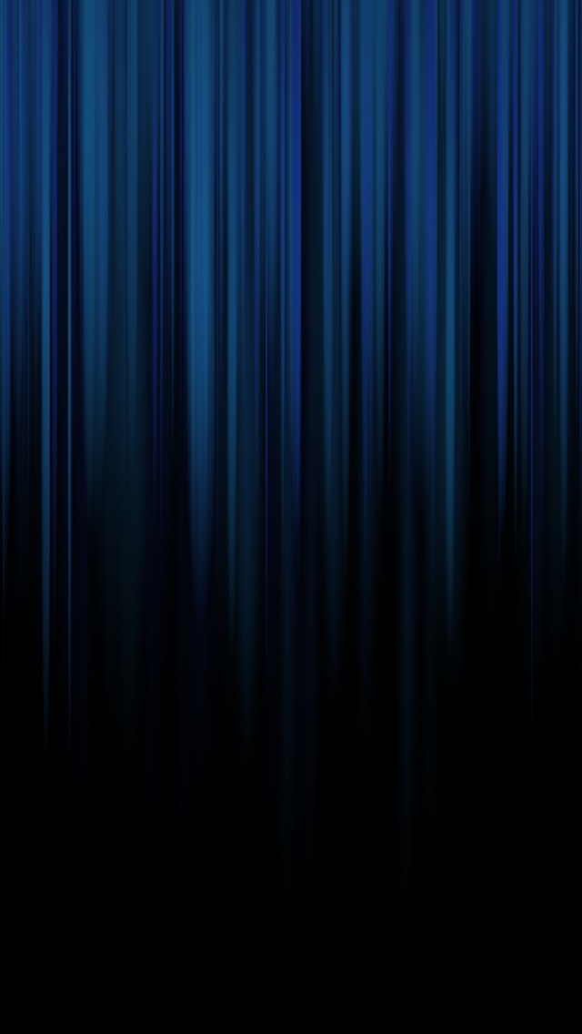 640x1136 Black And Blue Stripes Iphone 5 Wallpaper