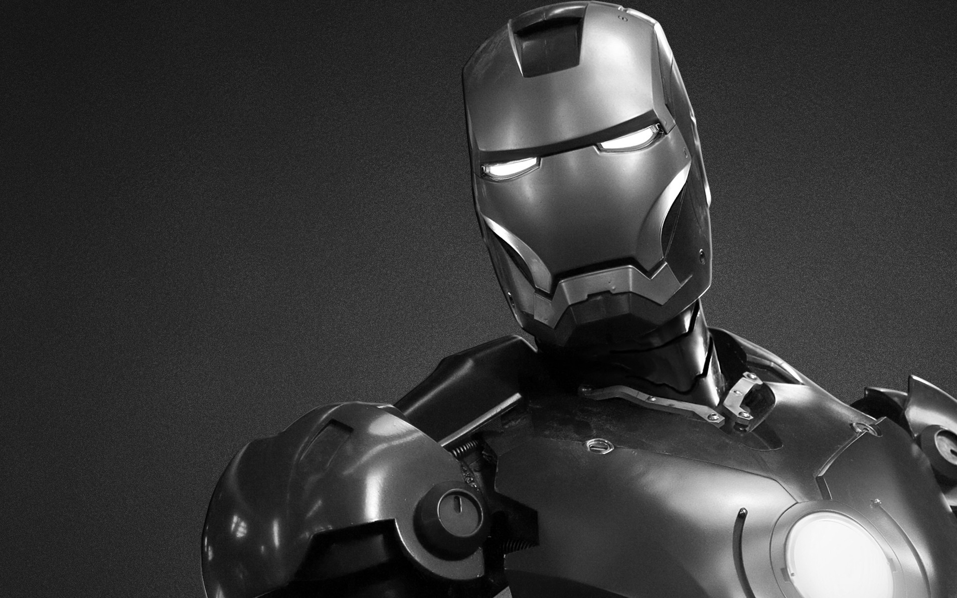 Black and White Iron Man wallpapers | Black and White Iron ...