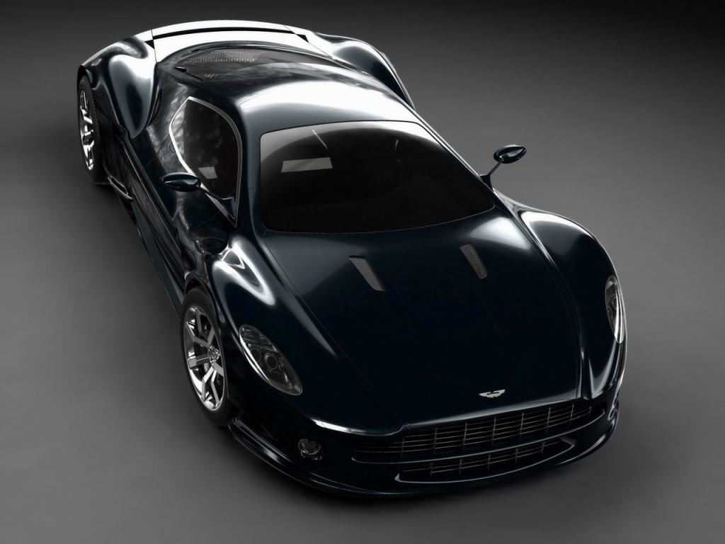 1024x768 black aston martin desktop pc and mac wallpaper