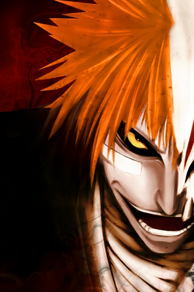 Bleach Wallpaper For Iphone 4