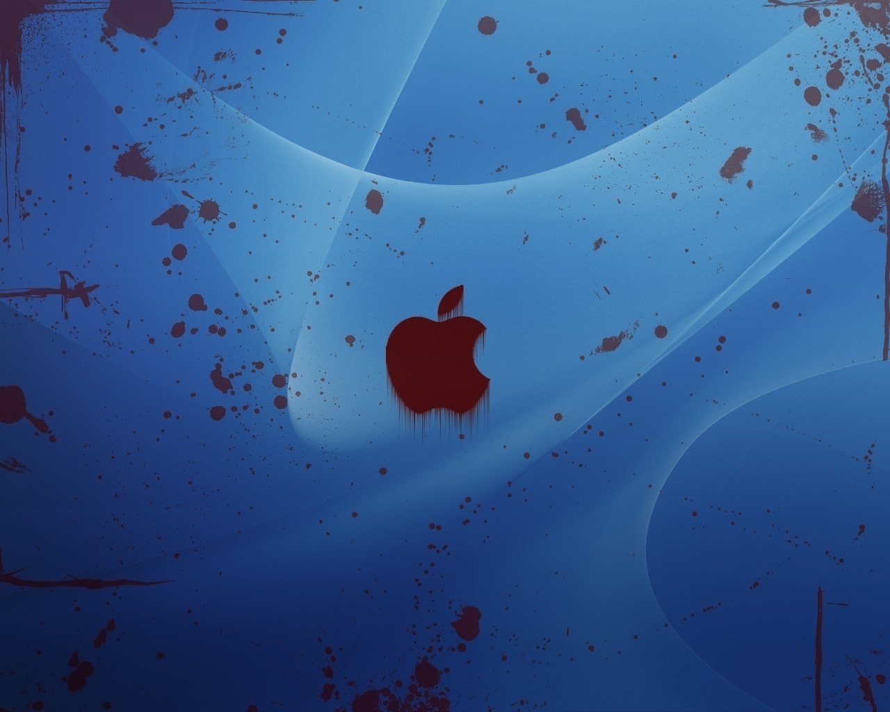 1280x1024 Blood Apple desktop wallpapers and stock photos