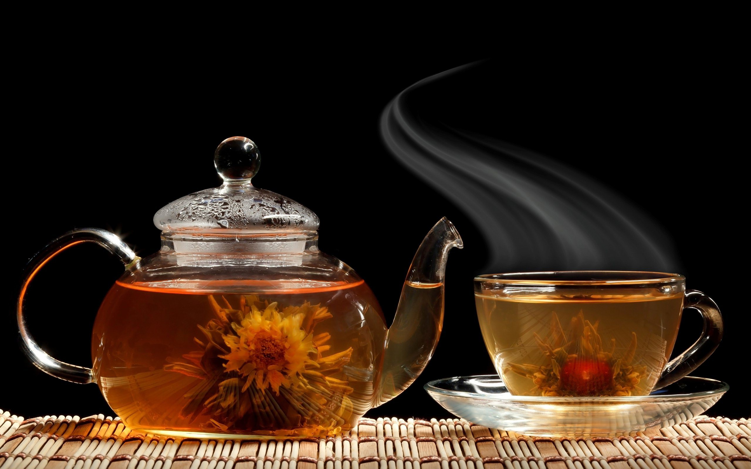 Herbal Tea Wallpaper Hd