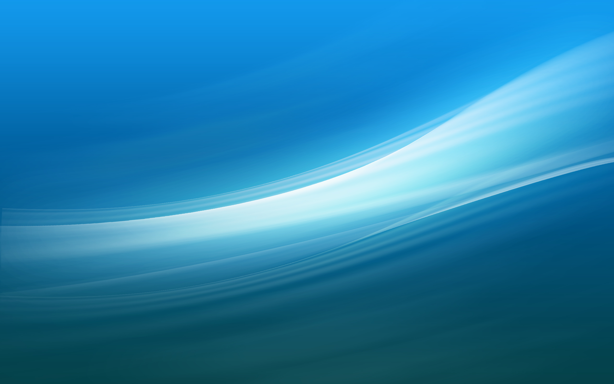 2560x1600 blue digital waves desktop pc and mac wallpaper