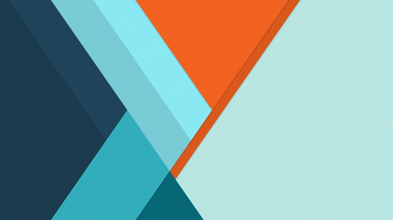 material design wallpaper blue - photo #22