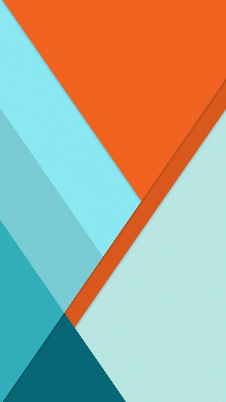 material design wallpaper blue - photo #14