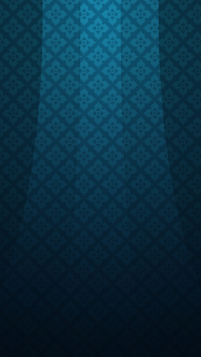 Blue pattern wallpaper for iphone - photo#18