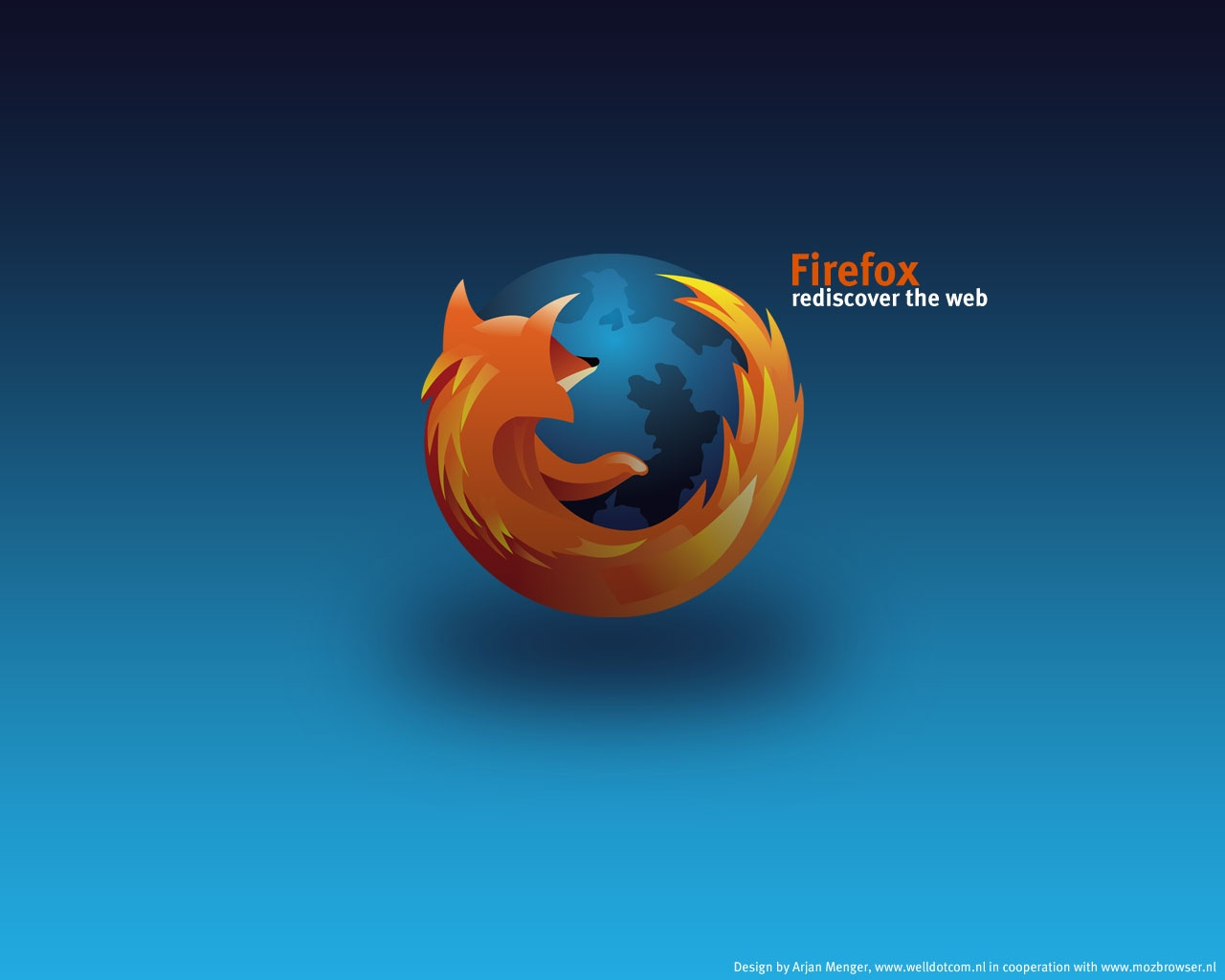 Mozilla Holiday Graphics