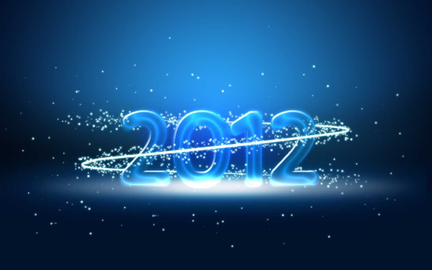 image blue new year 2012 wallpapers and stock photos