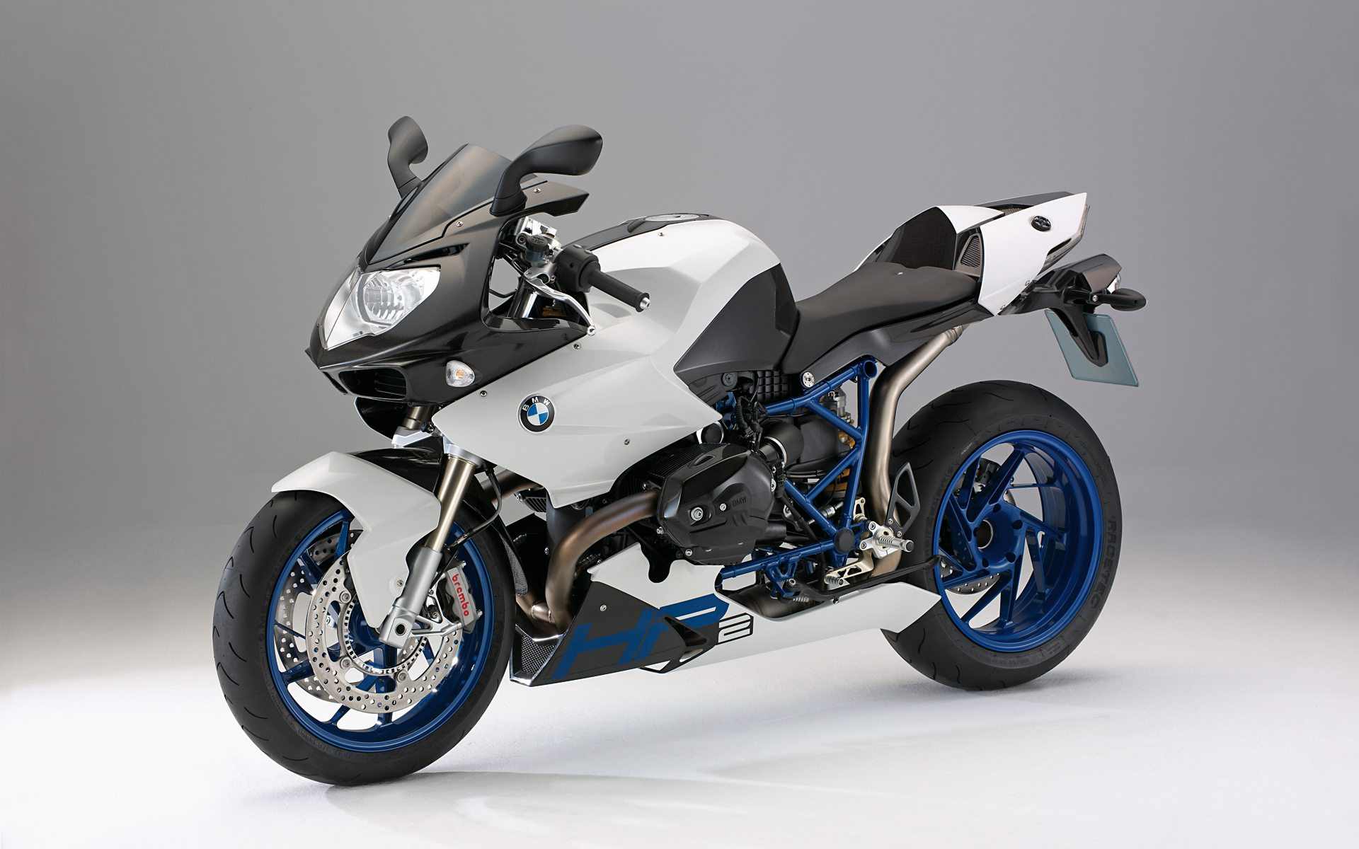 Sport Bike Wallpaper Desktop Backgrounds: BMW H2P SPORT BIKE Wallpapers