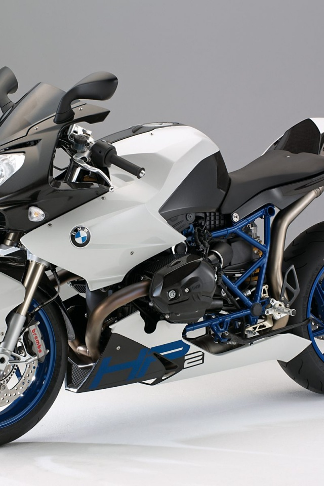 640x960 Bmw H2p Sport Bike Desktop Pc And Mac Wallpaper