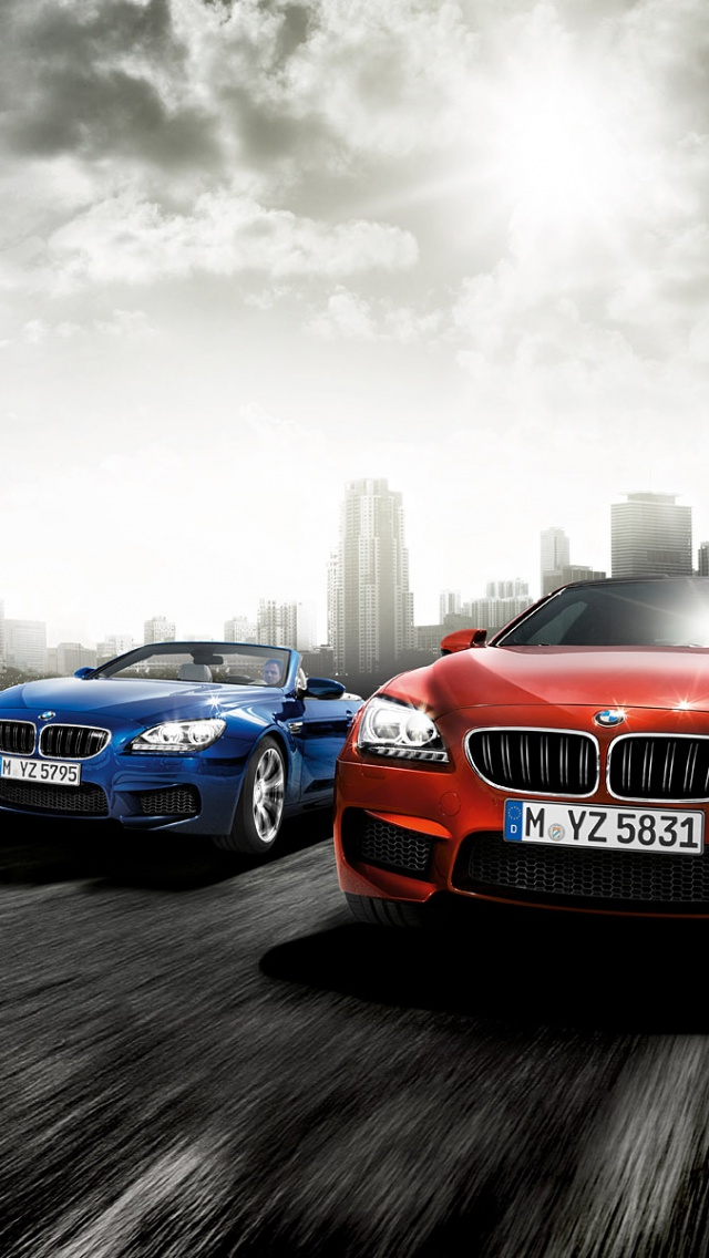 640x1136 Bmw M6 Coupe Iphone 5 Wallpaper