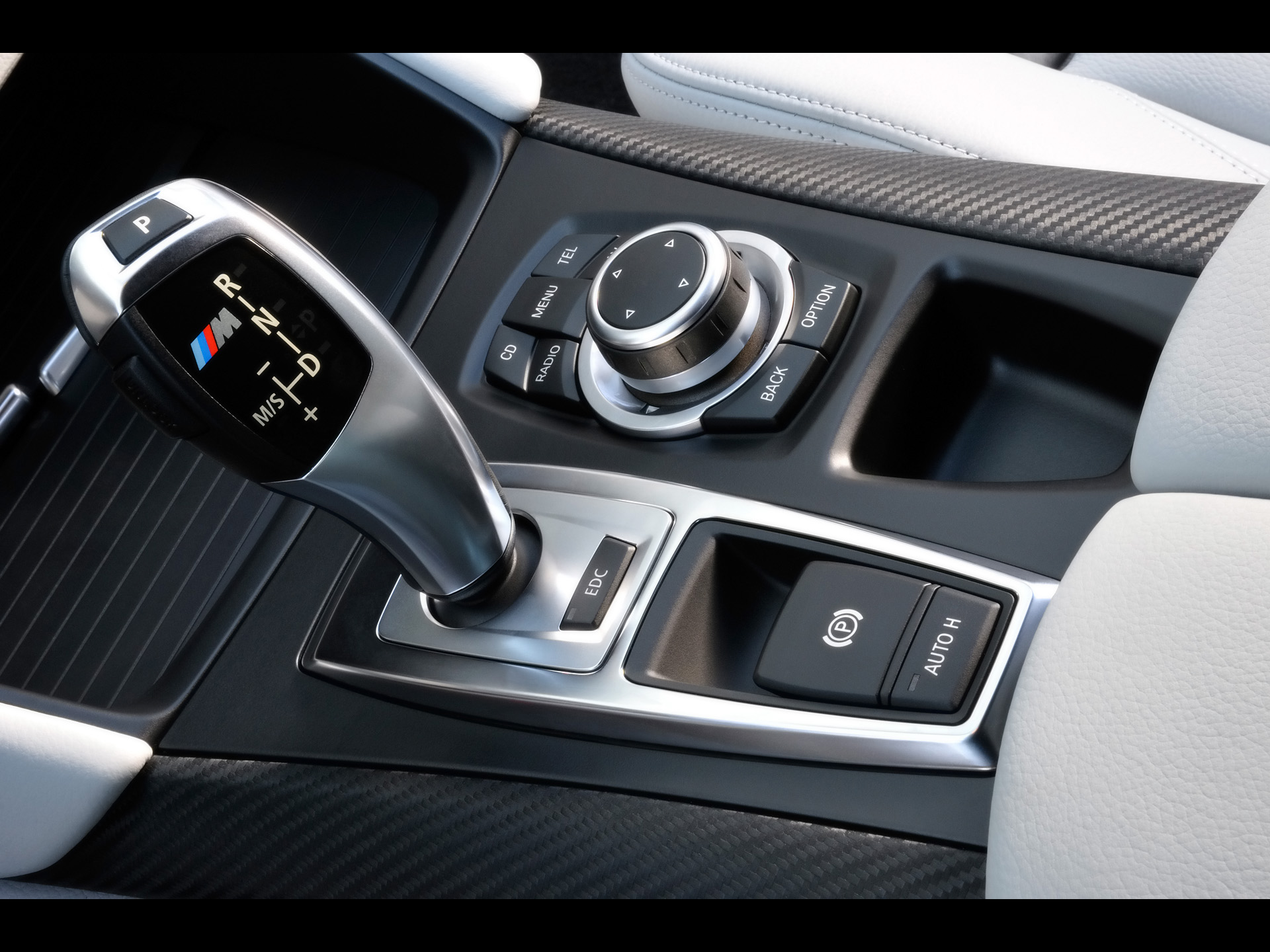 1920x1440 BMW X6 M gearshift desktop wallpapers and stock photos