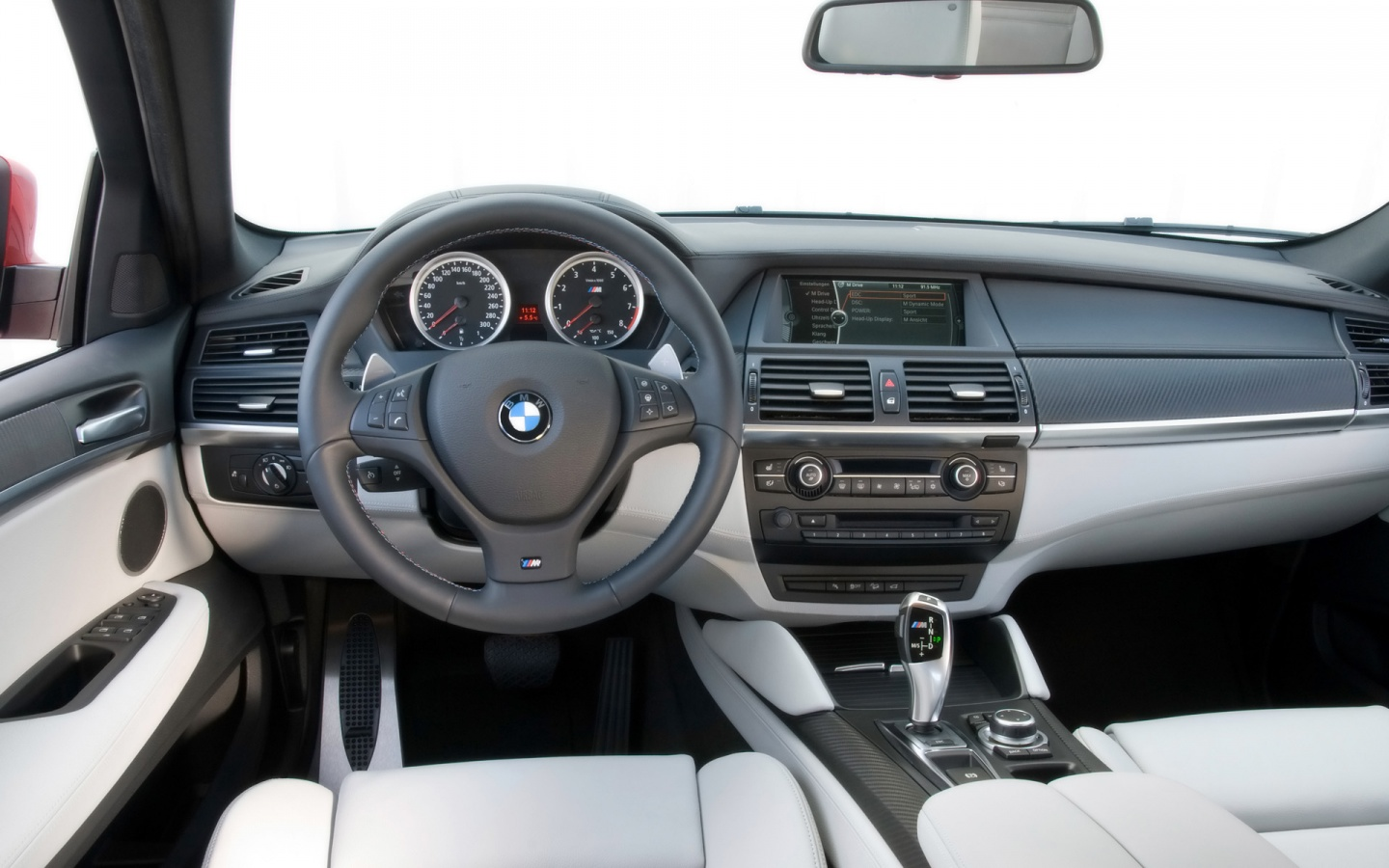 1440x900 Bmw X6 M Interior Desktop Pc And Mac Wallpaper