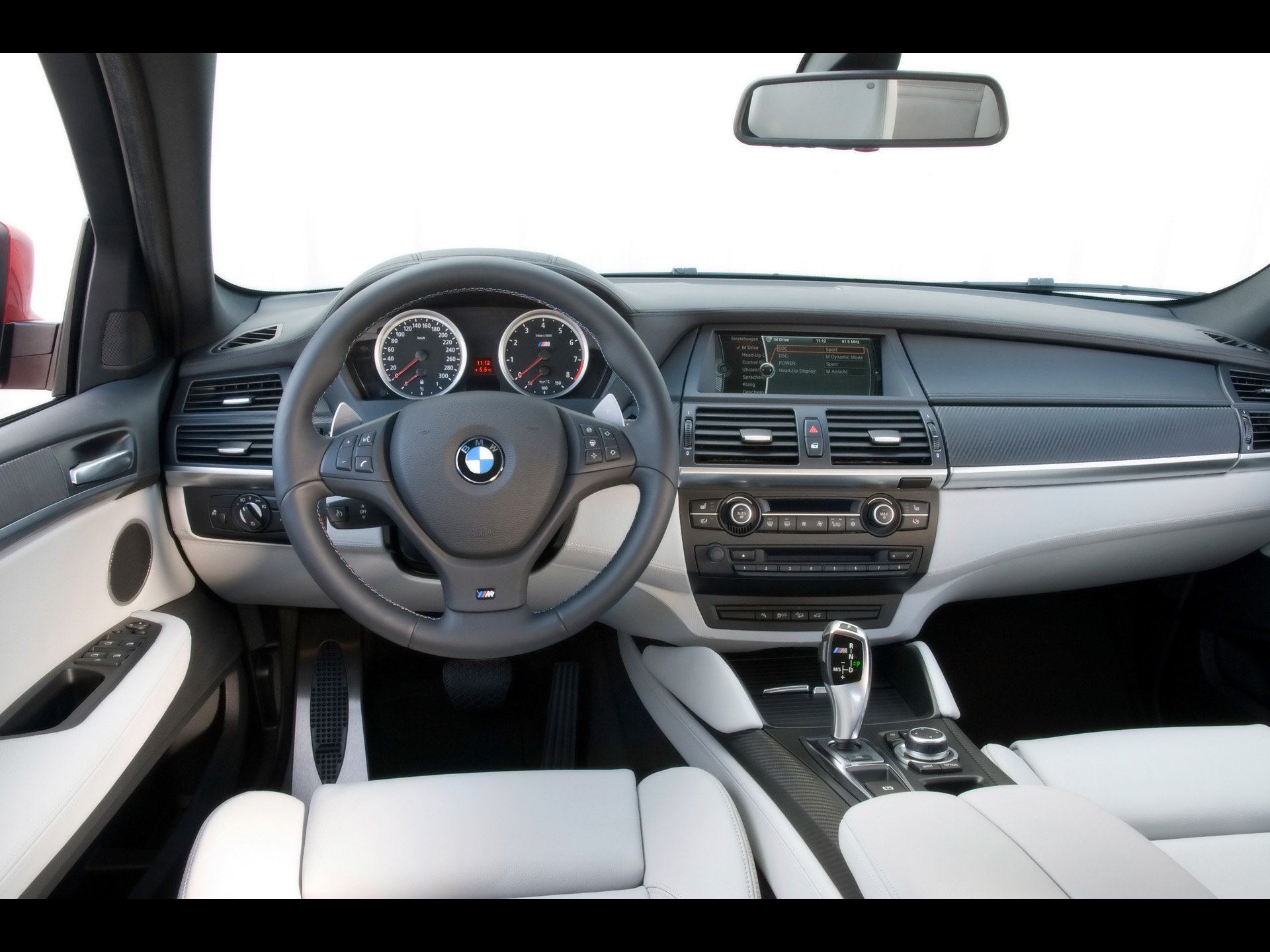 1920x1440 BMW X6 M interior desktop wallpapers and stock photos