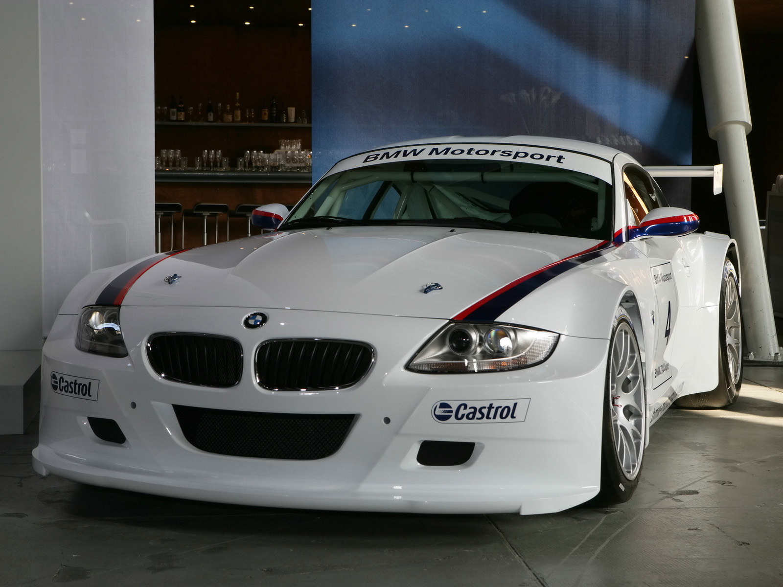 1600x1200 BMW Z4 M Coupe desktop wallpapers and stock photos