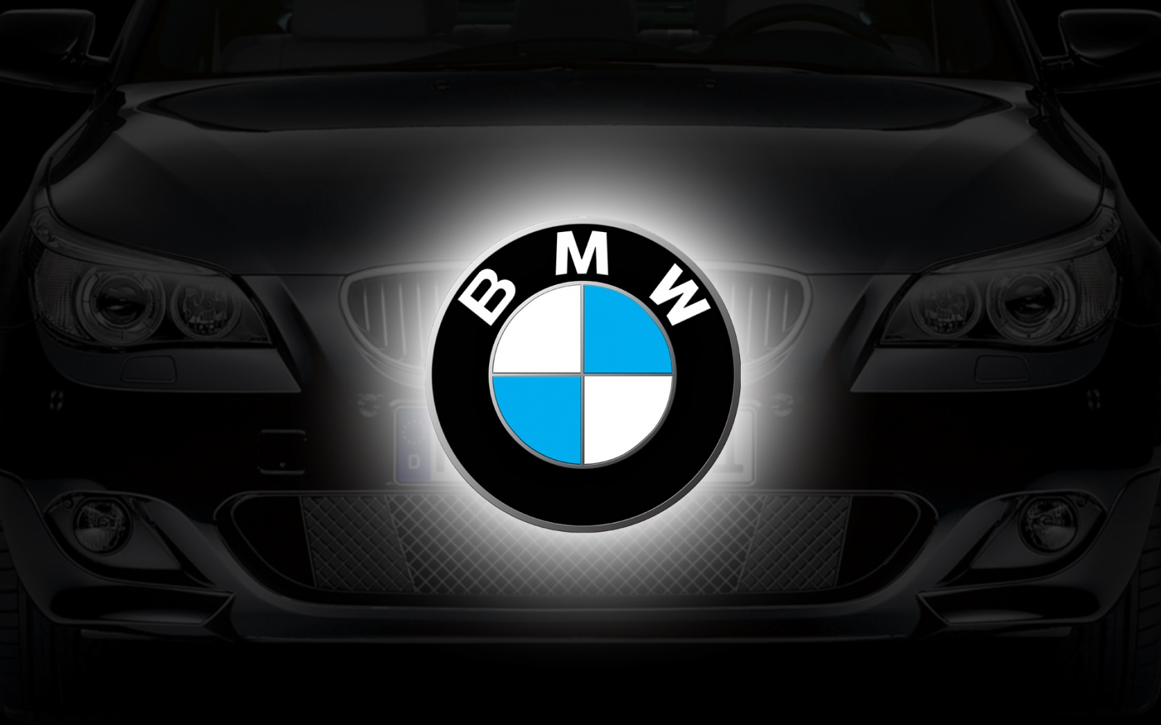Bmw wallpaper 1680x1050