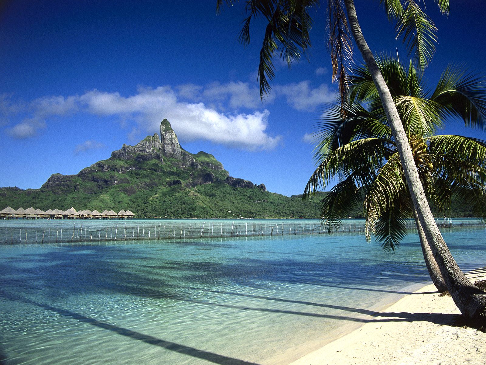 1600x1200 bora bora desktop pc and mac wallpaper - Desktop wallpaper 1600x1200 ...