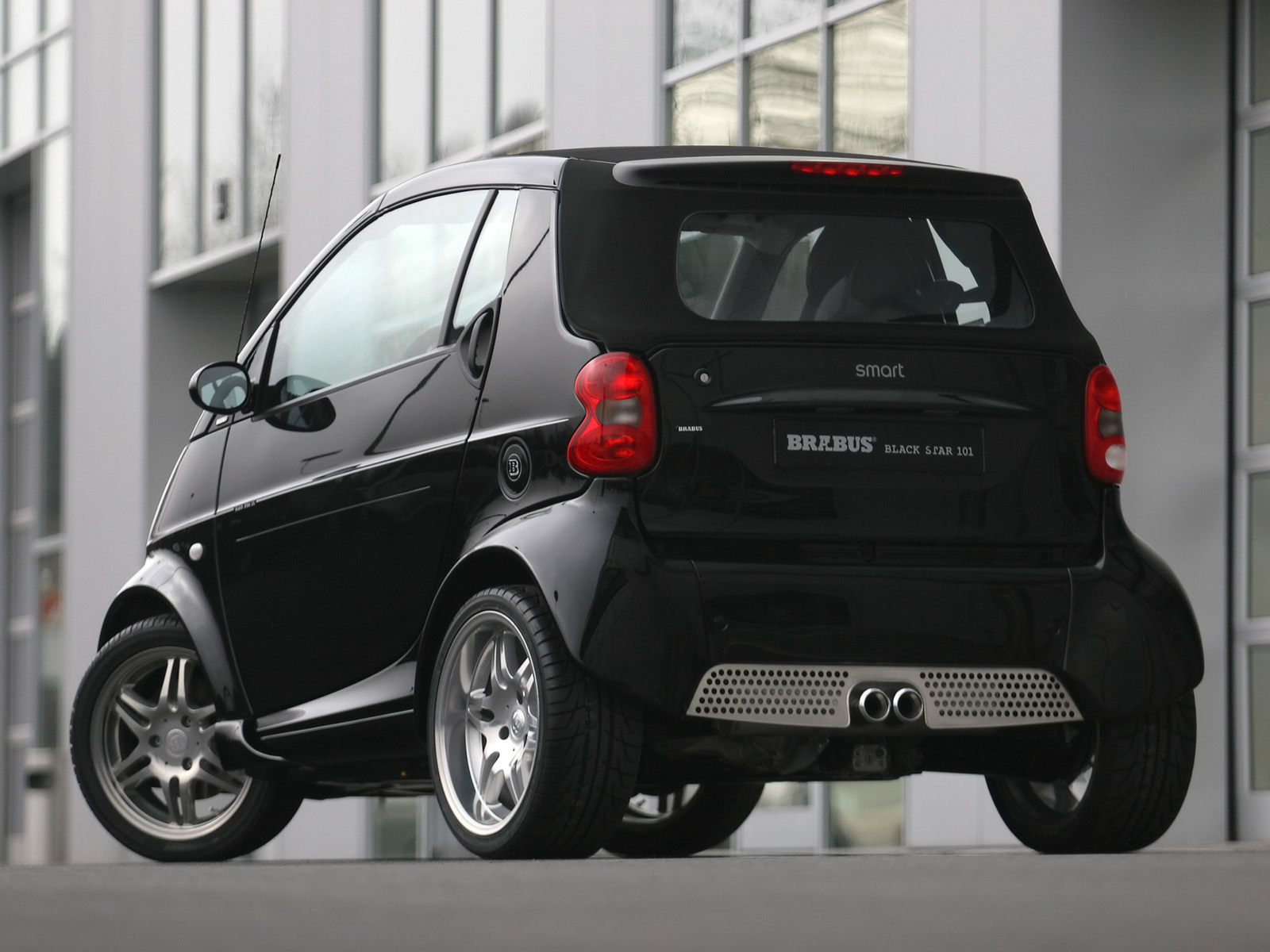 Brabus Smart Wallpapers Brabus Smart Stock Photos