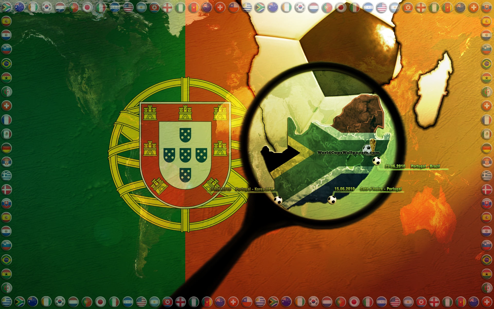 1920x1200 Brazil, world, portugal