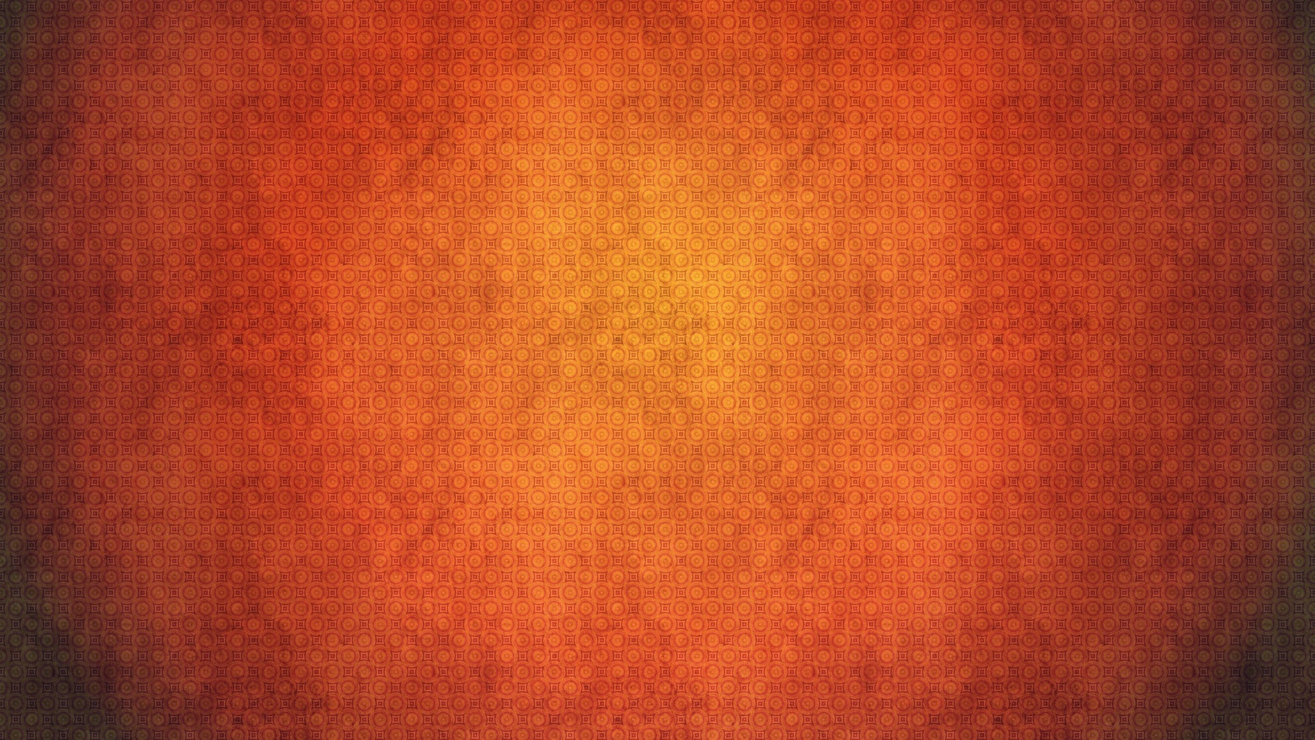 1920x1080 Bright Orange Pattern Desktop Pc And Mac Wallpaper