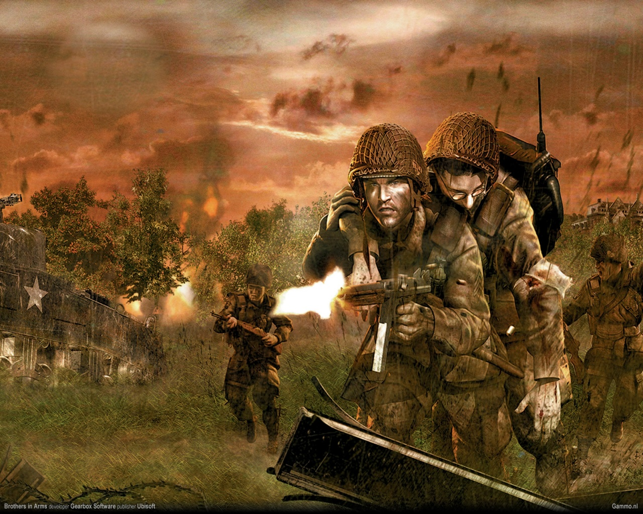 brother in arms download pc
