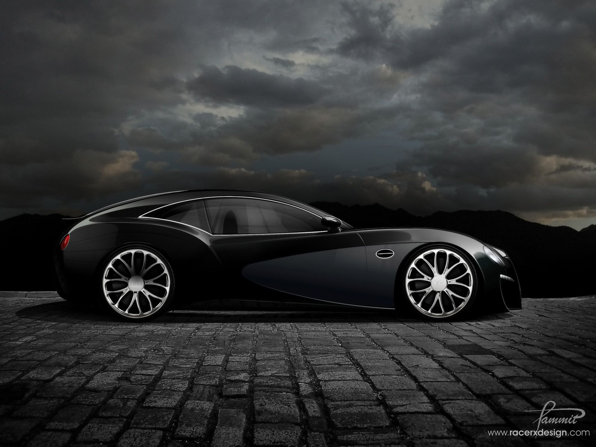 bugatti 2008 side wallpapers | bugatti 2008 side stock photos