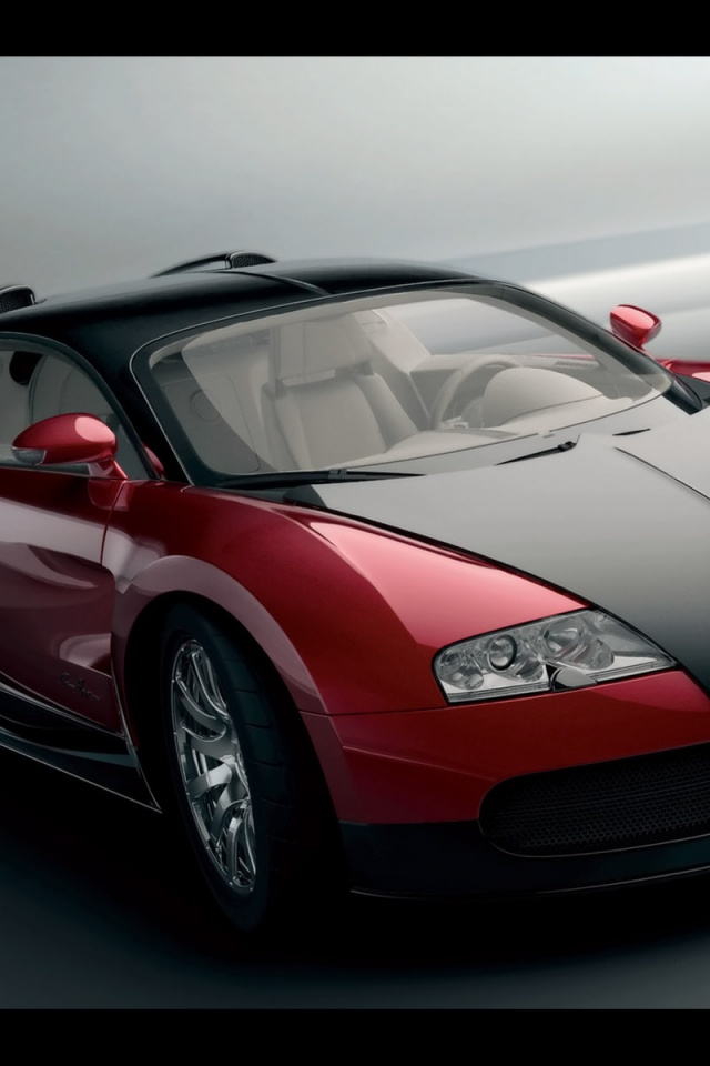 640x960 bugatti veyron red iphone 4 wallpaper. Black Bedroom Furniture Sets. Home Design Ideas