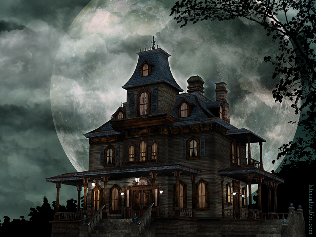the mystery mansion