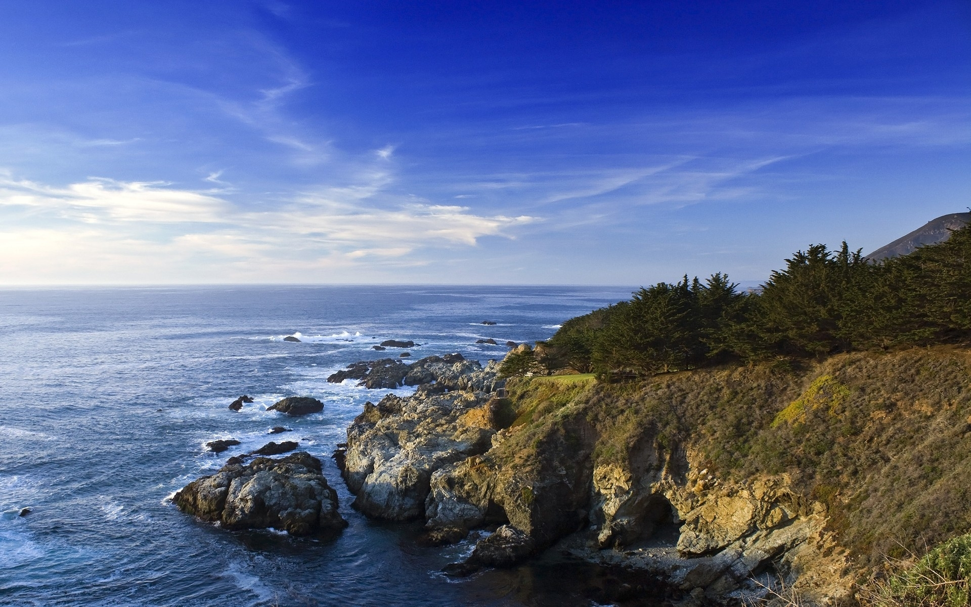 California Coast Line Ocean wallpapers | California Coast ...
