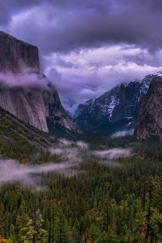 320x480 California Yosemite National P