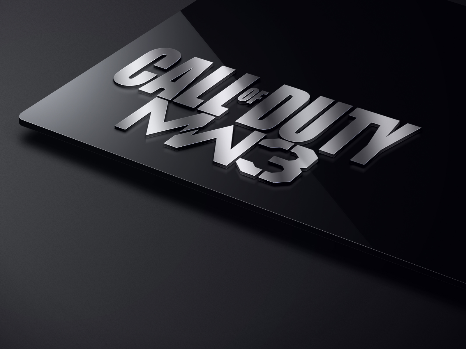 1600x1200 Call Of Duty Mw3 Desktop PC And Mac Wallpaper