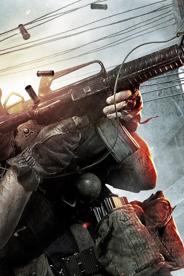 640x960 Call Of Duty Black Ops Iphone 4 Wallpaper