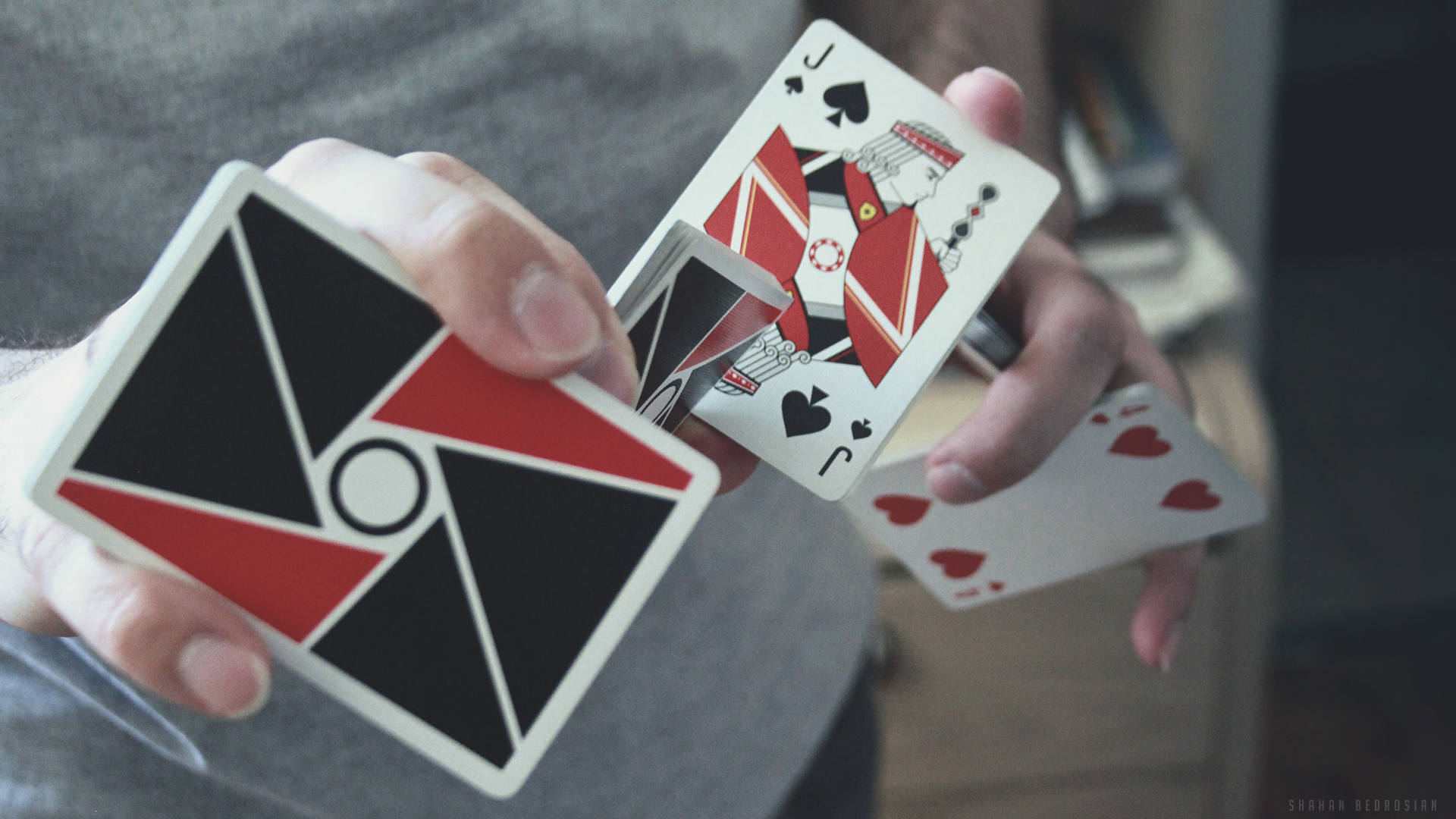 1920x1080 Cardistry Desktop PC And Mac Wallpaper
