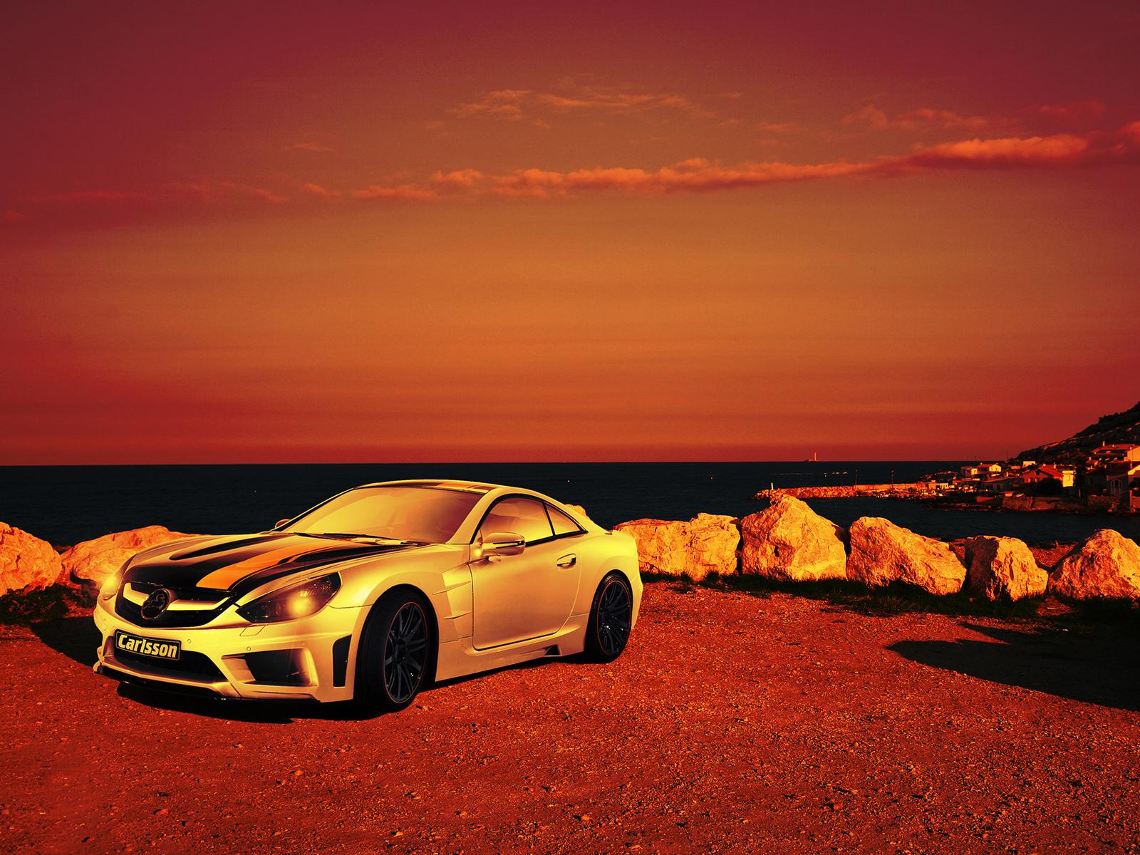 Carlsson C Exotic Wallpapers X