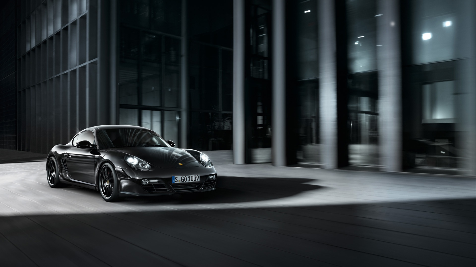 1920x1080 Cayman Black Edition Desktop Pc And Mac Wallpaper
